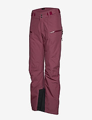 Bergans - Stranda Ins W Pnt - insulated pants - beetred - 2