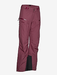 Bergans - Stranda Ins W Pnt - insulated pants - beetred - 3