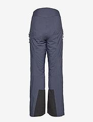 Bergans - Stranda Ins W Pnt - insulated pants - dk navy/dk fogblue - 1
