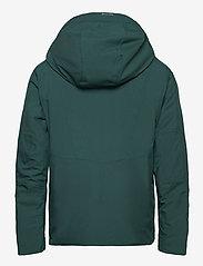 Bergans - Stranda Ins Hybrid Anorak - sports jackets - forestfrost - 2