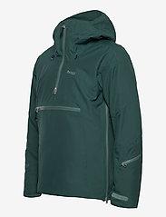 Bergans - Stranda Ins Hybrid Anorak - sports jackets - forestfrost - 3