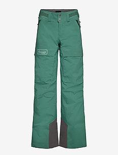 Myrkdalen V2 3L W Pnt - spodnie narciarskie - forestfrost/lt forestfrost