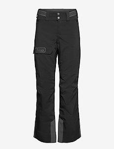 Myrkdalen V2 Insulated W Pnt - skibroeken - black/solidcharcoal