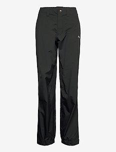 Letto LongZip W Pnt - outdoorhosen - black