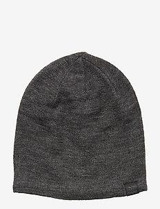Sildre Hat - DK GREY MEL