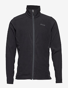 Finnsnes Fleece Jkt - BLACK