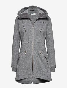 Myrull Lady Coat - GREY MEL