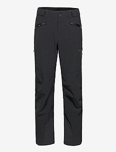 Oppdal Pnt - skiing pants - black / solid charcoal