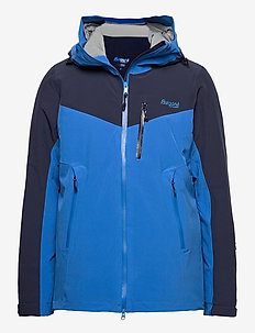 Oppdal Insulated Jkt - ski jassen - strongblue/navy