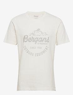 Classic Tee - t-shirts - white/alu