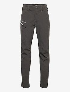 Utne V4 Youth Pants - softshell-bukser - solid charcoal