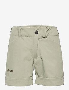 Utne V3 Youth Girl Shorts - sportsshorts - light green mud