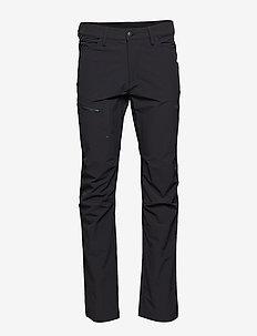Moa Pnt - outdoor pants - black