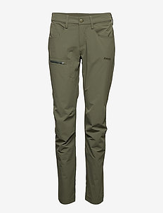 Moa W Pnt - outdoor pants - greenmud/seaweed