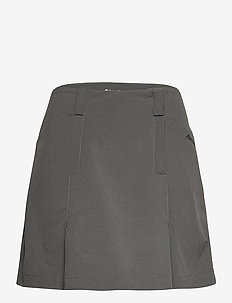 Utne W Skirt - rokjes - solid charcoal