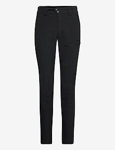 Tyin W Pants - friluftsbukser - black