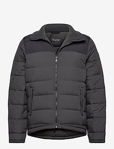 Oslo Down Light Jkt - sports jackets - solidcharcoal/black