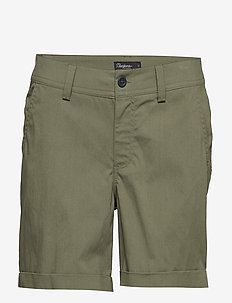 Oslo W Shorts - outdoor shorts - greenmud