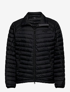 Rros Down Light Jkt - outdoor & rain jackets - black