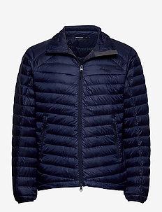 Rros Down Light Jkt - outdoor & rain jackets - navy