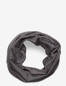 Bergans Wool Junior Neck Warmer - accessoires - solid grey