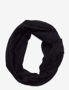 Bergans Wool Neck Warmer - ocieplacz na szyję - black