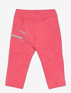Lilletind V2 Light Softshell Kids Pants - softshell-broeken - creamy rouge/misty forest