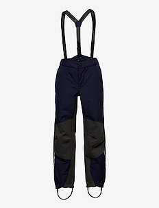 Lilletind Insulated Kids Pnt - pantalons - navy / solid charcoal