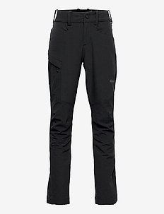 Besseggen Youth Pants - softshell-hosen - black