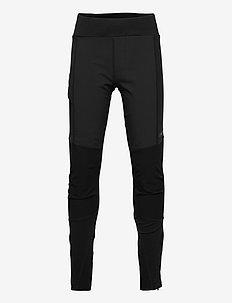Flyen Youth Pants - softshell-broeken - black