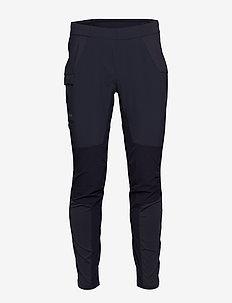 Flyen Pnt - pants - dk navy/dk steelblue
