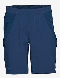 Flyen Shorts - DK STEELBLUE/FJORD