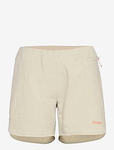 Flyen V2 W Shorts - spodenki turystyczne - chalk sand/cantaloupe