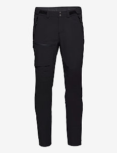 Breheimen Softshell Pnt - outdoor pants - black / solid charcoal