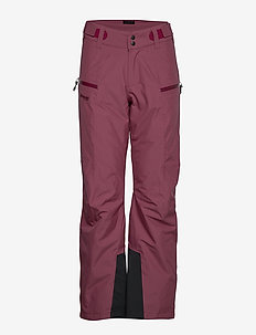 Stranda Ins W Pnt - insulated pants - beetred