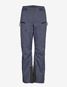 Stranda Ins W Pnt - insulated pants - dk navy/dk fogblue