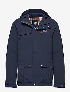 Nordmarka Jkt - outdoor & rain jackets - navy