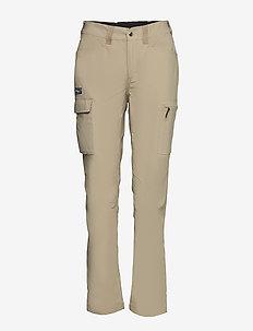 Nordmarka W Pnt - spodnie turystyczne - greyish beige
