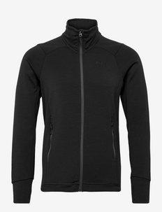 Ulstein Wool Jacket - fleece - black