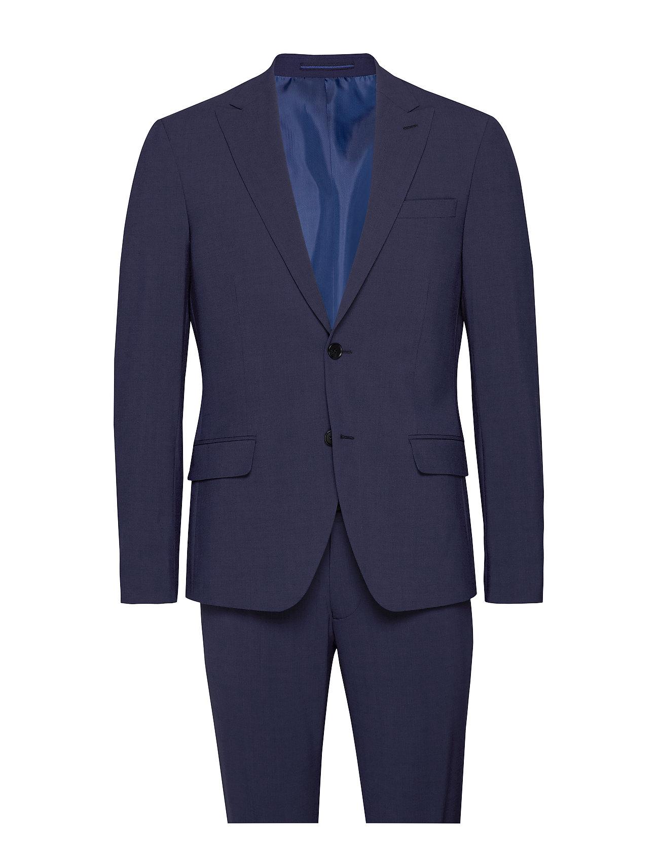 Bertoni Suit Drejer-Jepsen - 740 DRESS BLUE