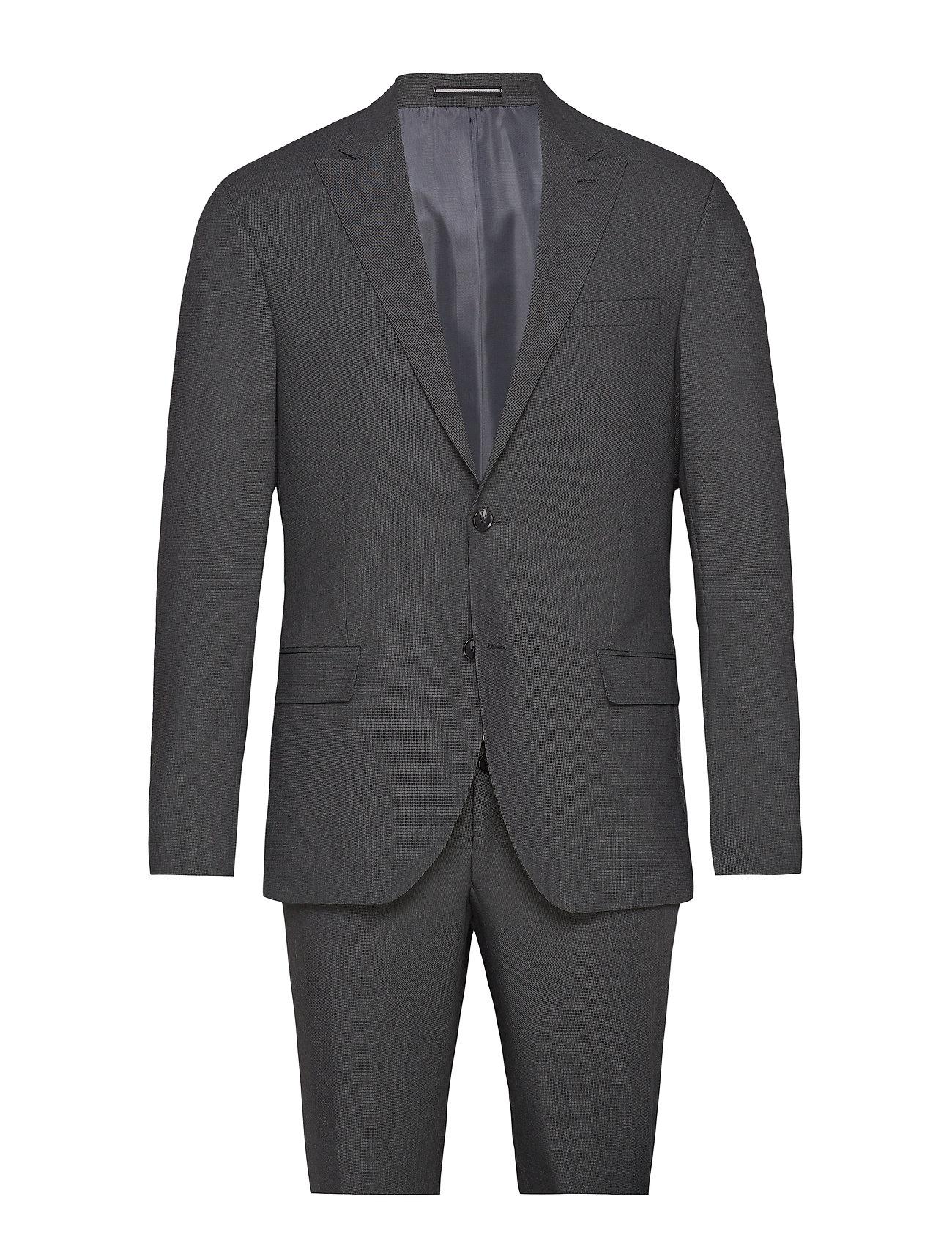 Bertoni Suit Drejer-Jepsen - 980 ANTHRACITE