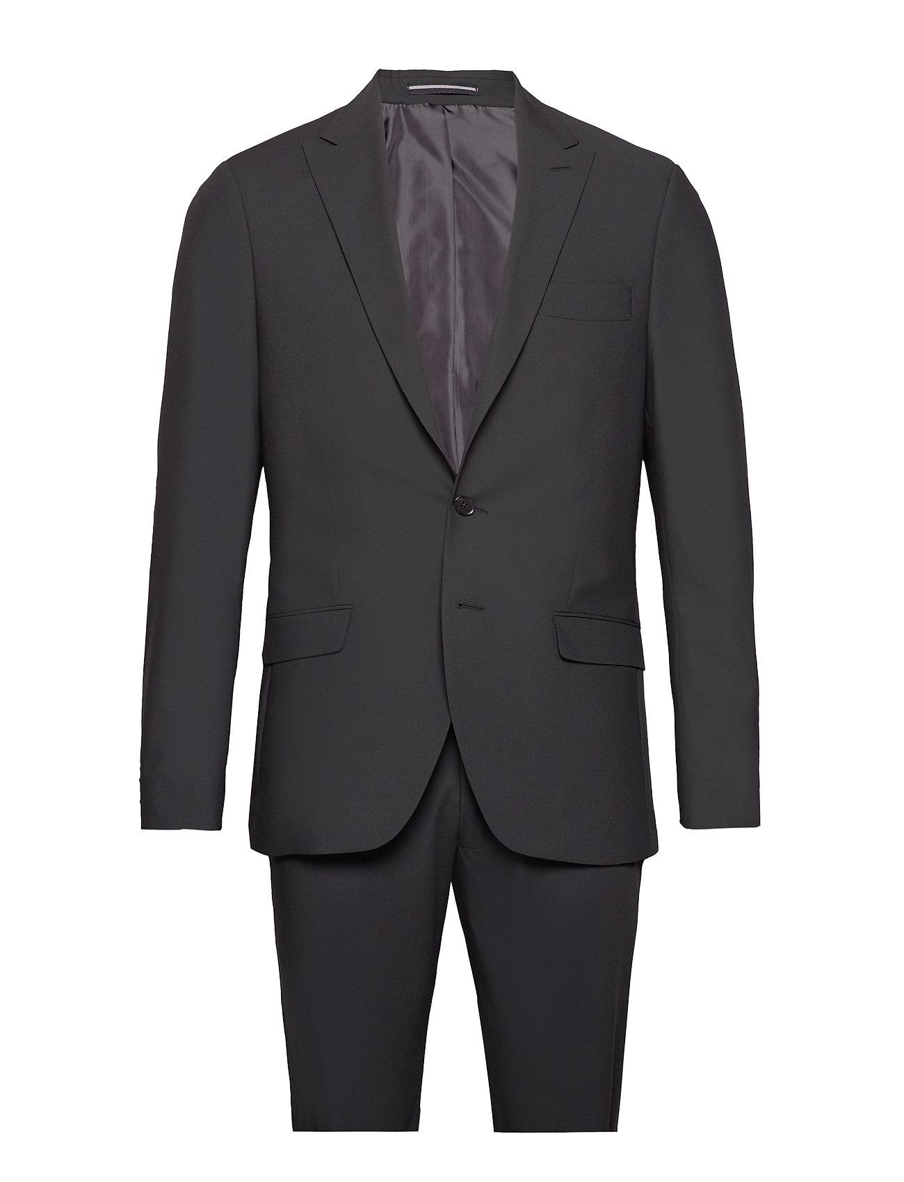 Bertoni Suit Drejer-Jepsen - 999 BLACK