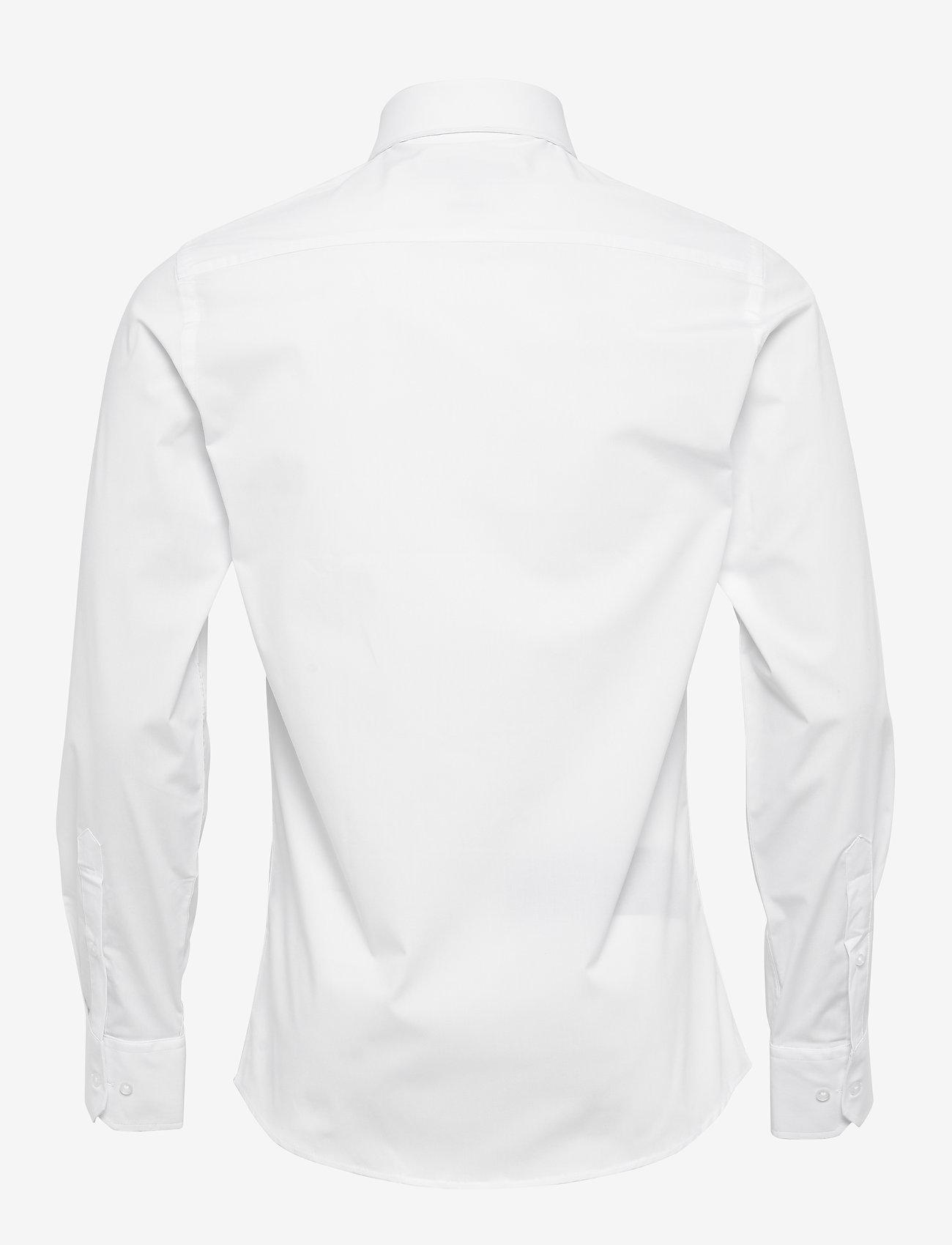 Bertoni - Gustav - basic skjortor - 103 white - 1