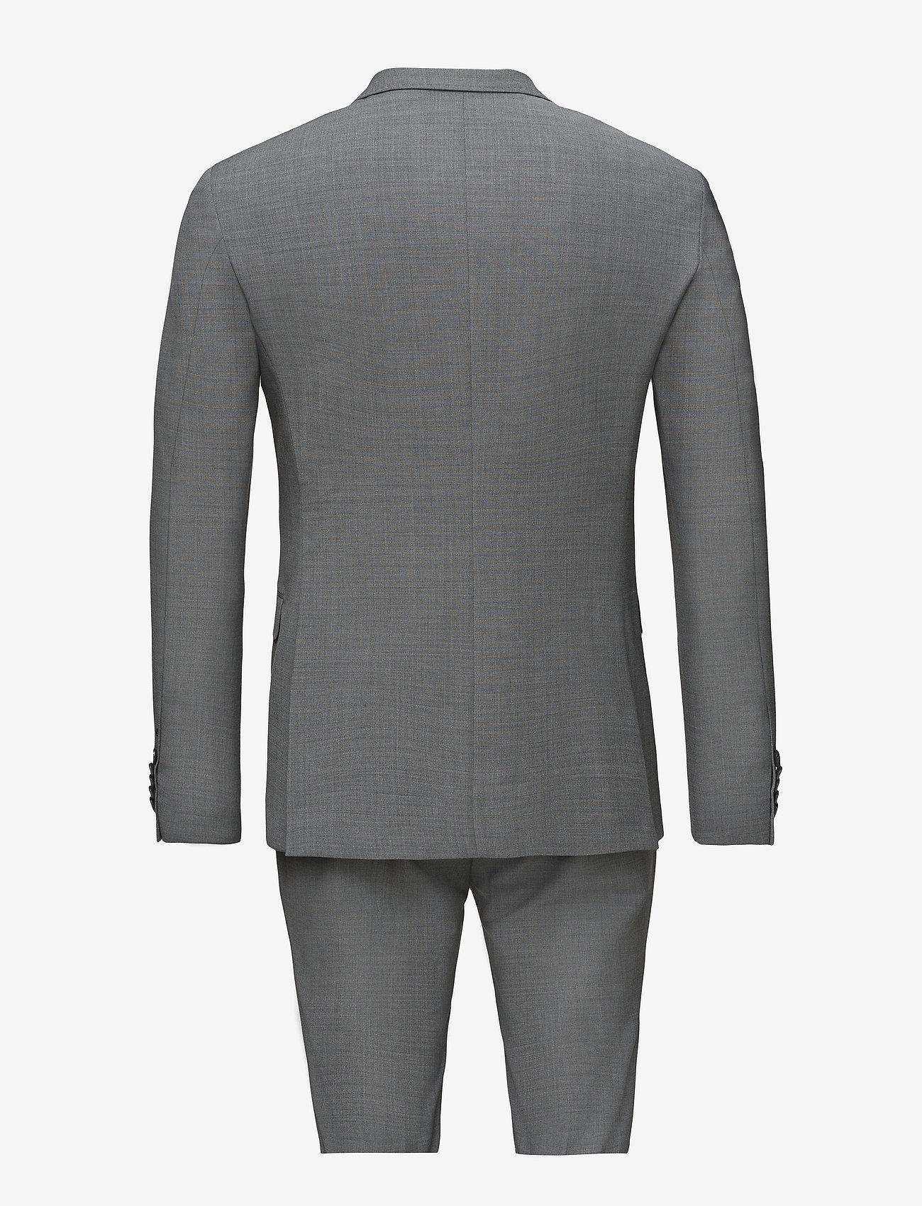 Bertoni - Davidsen-Ravn - enkelknäppta kostymer - 950 stone - 1