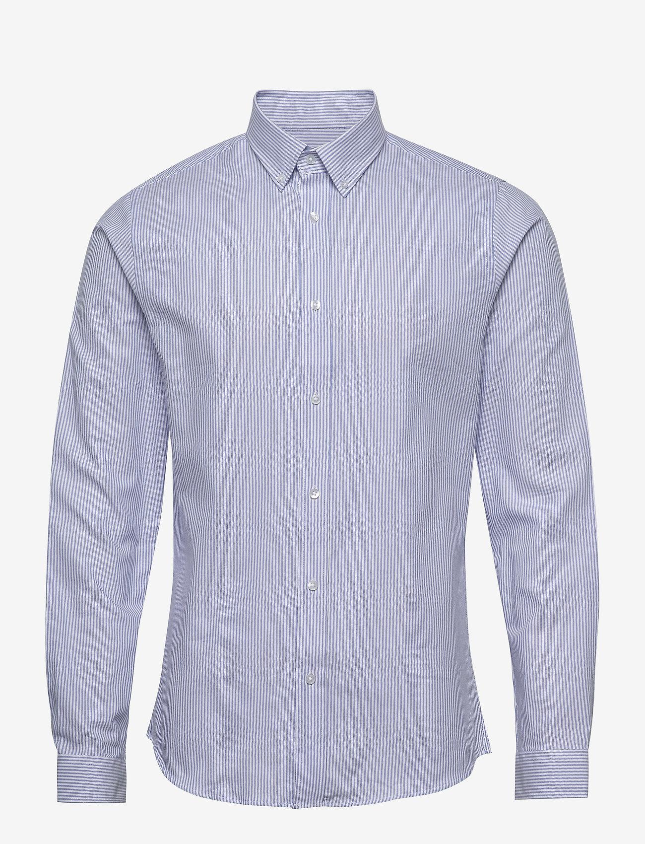 Bertoni - Tobias - casual skjortor - 705little boy blue - 0