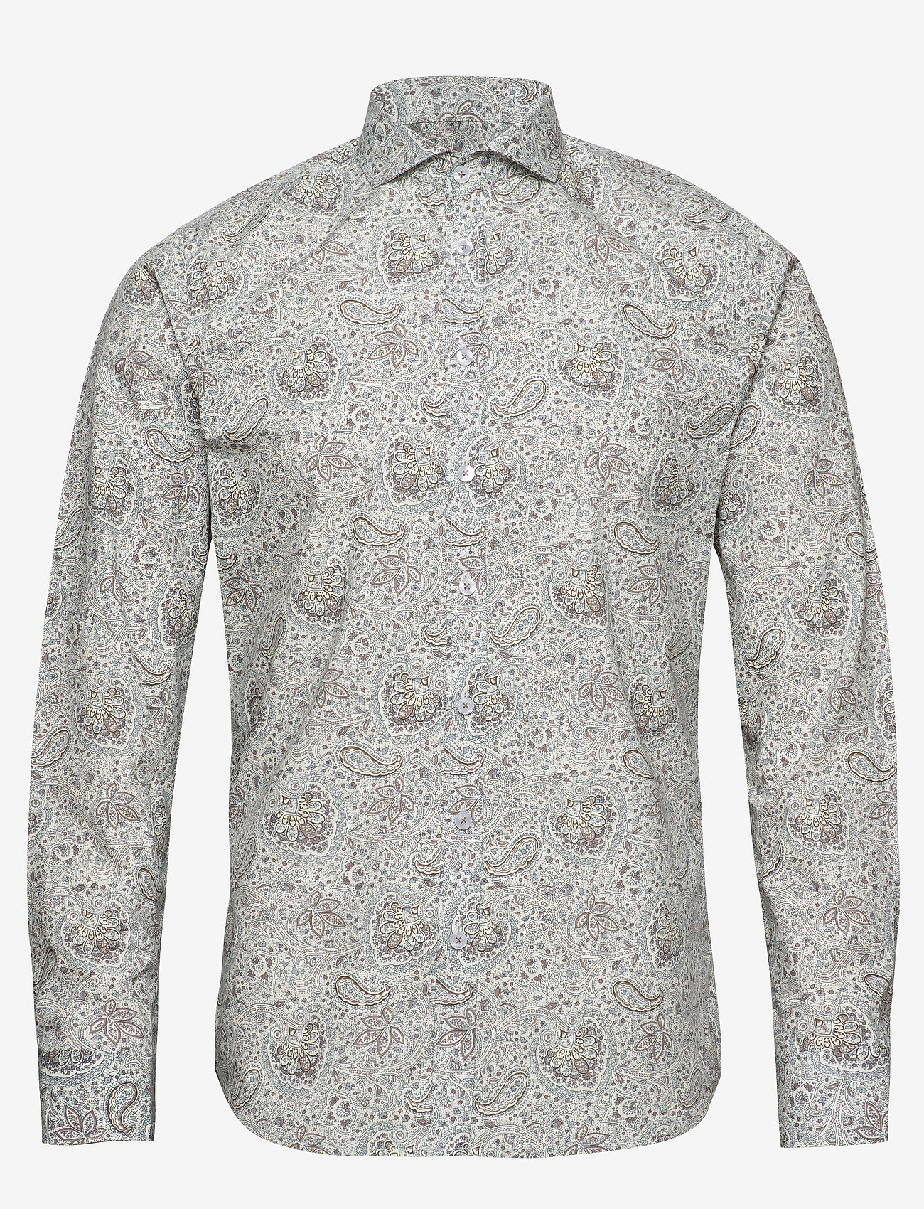 Bertoni - Hjalmar - casual skjortor - 825 warm sand - 0