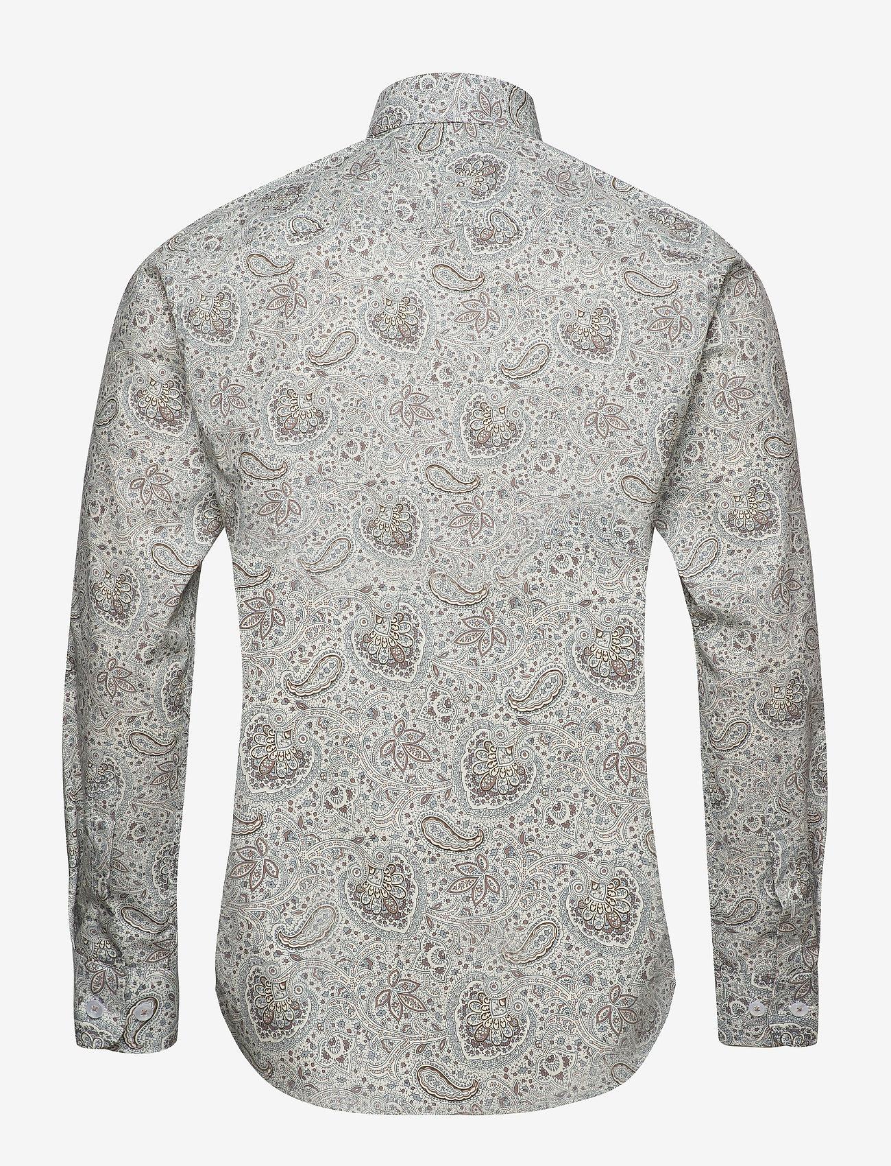 Bertoni - Hjalmar - casual skjortor - 825 warm sand - 1