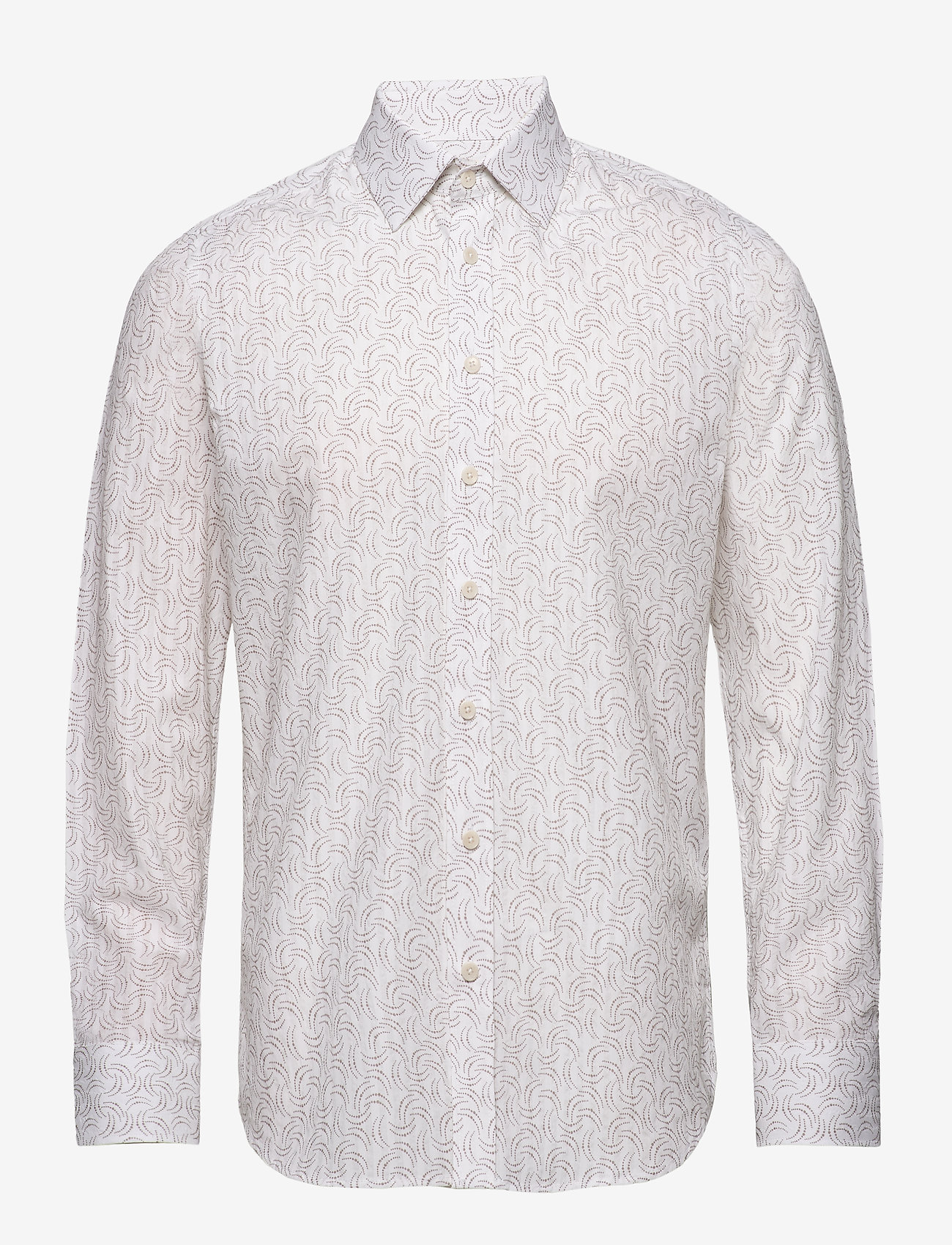 Bertoni - Gustav - business skjortor - 825 warm sand - 0
