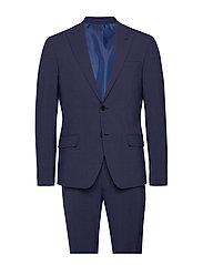 Suit Drejer-Jepsen - 740 DRESS BLUE