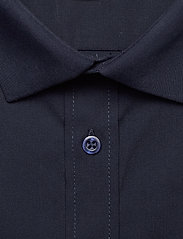 Bertoni - Gustav - basic skjortor - 740 dress blue - 3